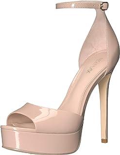 Rachel Zoe Women's Margo Platform Sandal-Patent