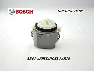 Bosch 00631200 Dishwasher Drain Pump Genuine Original Equipment Manufacturer (OEM) Part