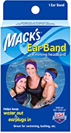 Best swimmers ear plugs for adults