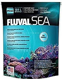 Fluval Sea Marine Salt 189 L Net Wt. 6.8 Kg/15 lbs (Bag) - A8279