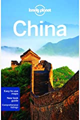 Lonely Planet China Paperback
