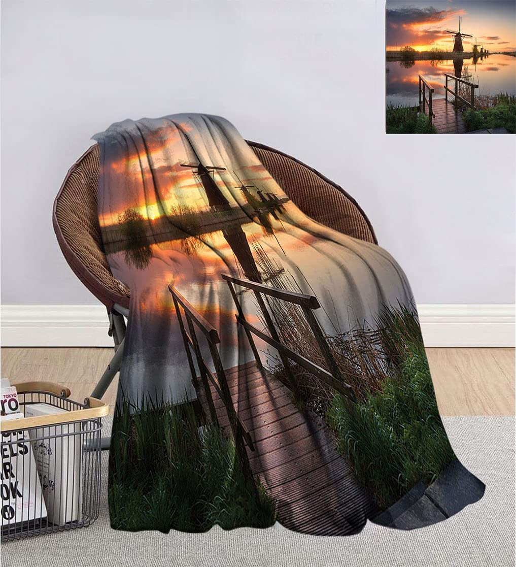 Apartment Decor Sofa Challenge the lowest price of Japan and Popular shop is the lowest price challenge Bedding with Landscape D Blanket Famous