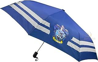 Harry Potter Umbrella - Auto Open - Official License - Cinereplicas (Ravenclaw)