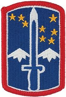 172nd Infantry Brigade Dress Patch