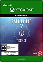 Battlefield V: Battlefield Currency 1050 - Xbox One [Digital Code]