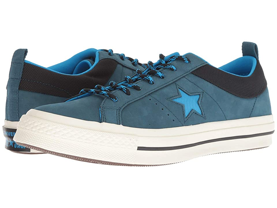 Converse One Star Ox (Blue Fir/Blue Hero/Black) Men