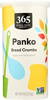 365 by Whole Foods Market, Bread Crumbs Panko, 8 Ounce