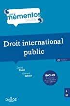 Livres Droit international public - 25e ed. PDF