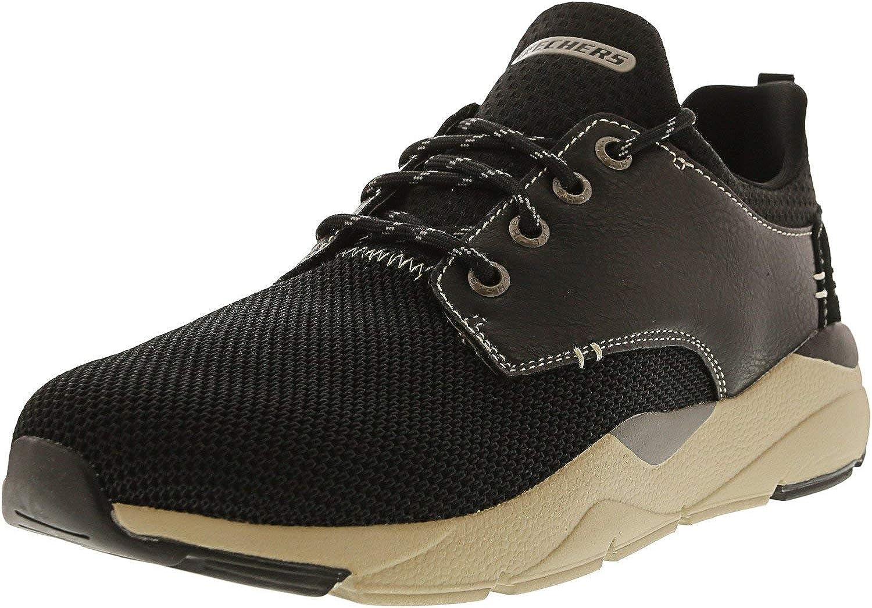 Skechers Men's Recent - Sereno Ankle-High Fabric Fashion Sneaker