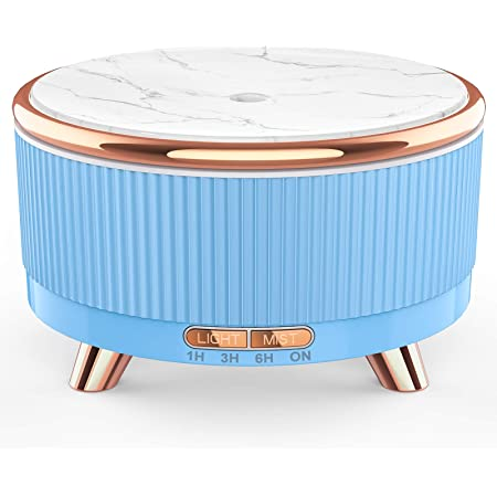 Essential Oil Diffuser for Large Room, 500ml Aromatherapy Diffuser, Air Diffuser Humidifier