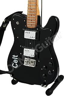 Miniature Guitar Classic Series 72 Telecaster Deluxe