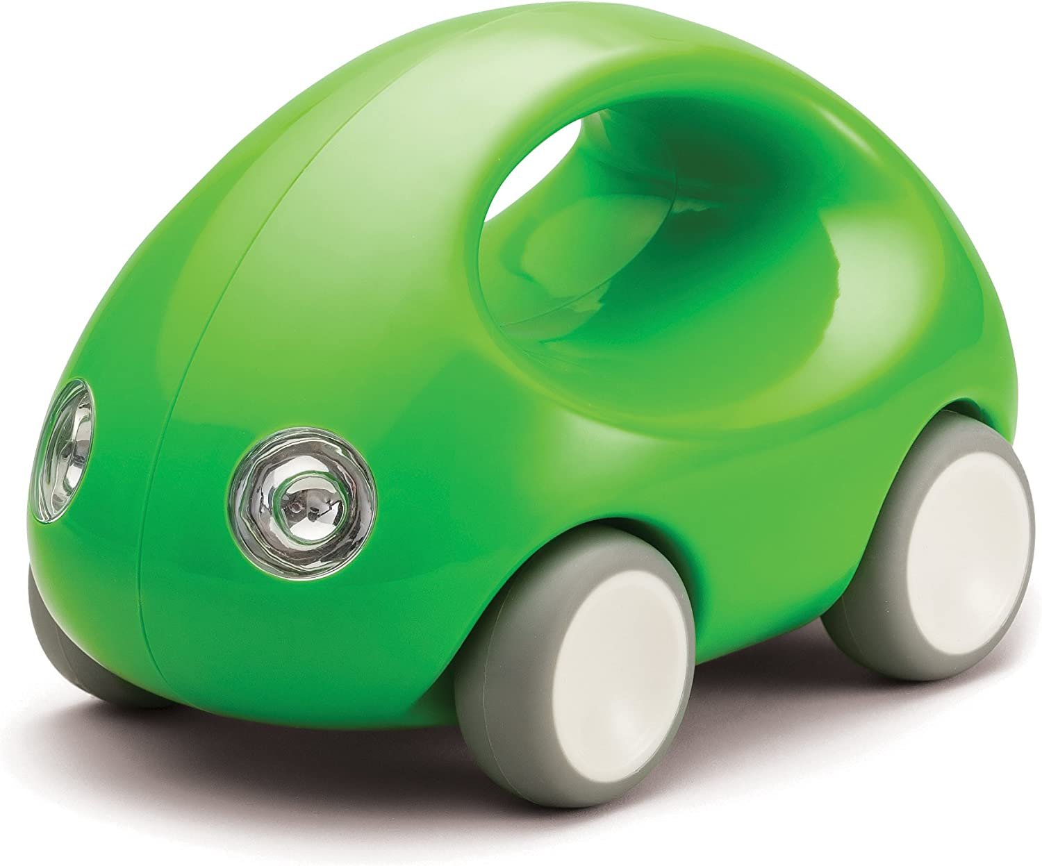 Kid O Go Car Early Learning Toy Push Pull Easy-to-use - Sale Green
