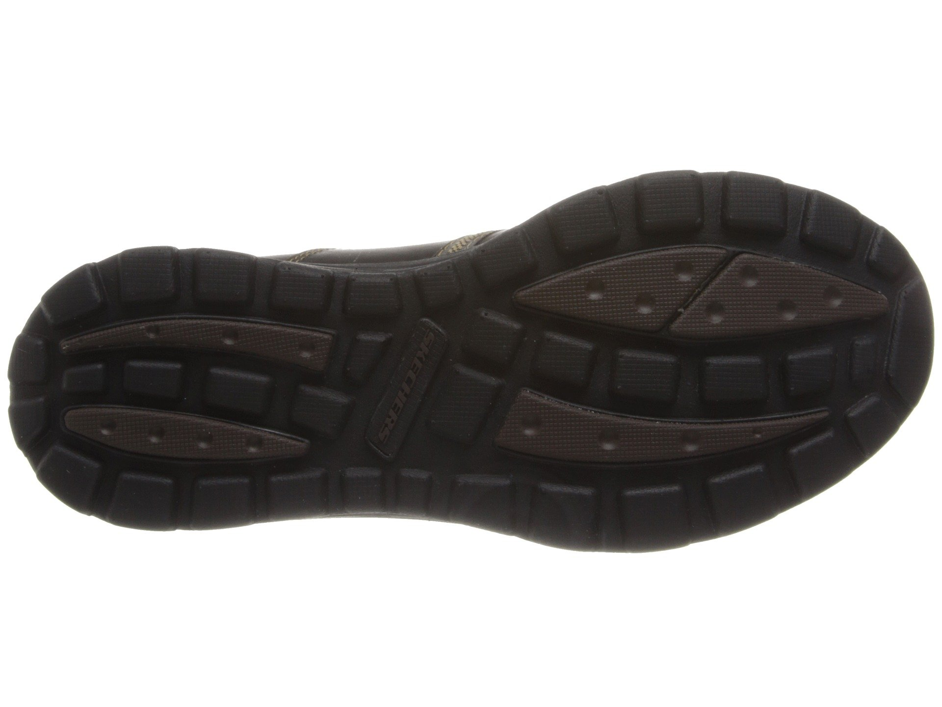 Superior Brown Fit Relaxed Skechers Levoy Dark RBEwqf