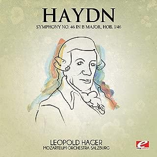 Haydn: Symphony No. 46 in B Major, Hob. I/46 (Digitally Remastered)