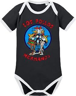 TShirt-People TSP Los Pollos Hermanos Kontrast Baby Body