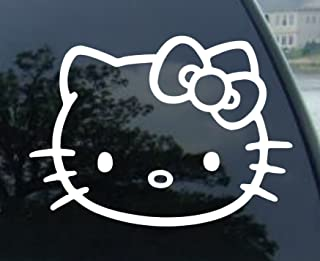 Best hello kitty car decal Reviews