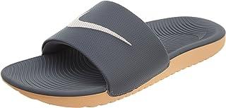 Sandália Chinelo WMNS Nike Kawa Slide Chumbo