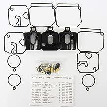 OEM Yamaha 40-50 2-stroke Outboard Carburetor Repair Kit 6H4-W0093-03-00