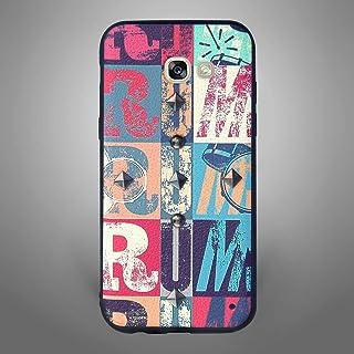 Samsung Galaxy A5 2017 RUM Printed Back Cover