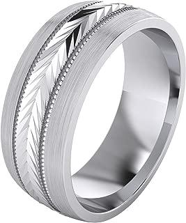 arrow wedding ring