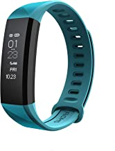 Coband Fitness Tracker with Heart Rate Monitor, Blood Pressure Meter, Smart Notification, IP68 Waterproof, Step Calorie Counter, Sleep Monitor, Fitness Band for Kids Women Men