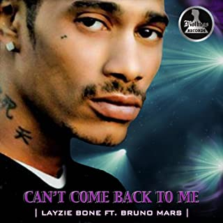 Can't Come Back to Me (feat. Bruno Mars)