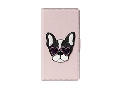 Kate Spade New York Sylvia Francois Mag Folio for iPhone(r) 11 Pro Max (Tutu Pink) Cell Phone Case