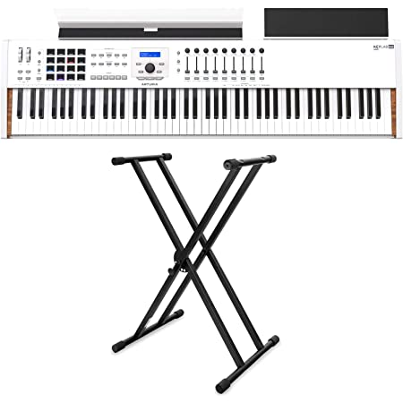 Arturia KeyLab 88 MKII Stage Set - Controlador USB/MIDI con ...