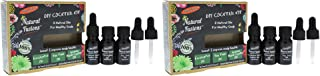 Palmers Natural Fusions Healthy Scalp DIY Cocktail Kit - Pack of 2-3 x 0.33 oz Eucalyptus Oil, Tea Tree Oil, Jamaican Blac...