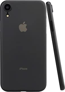 iPhone XR MNML Case (Frosted Black)