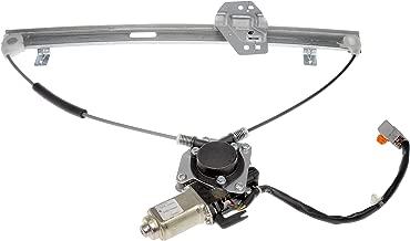 Dorman 748-131 Front Driver Side Power Window Regulator and Motor Assembly for Select Honda Models