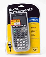$109 » Texas Instruments TI-84 Plus Silver Edition Graphing Calculator (Renewed)