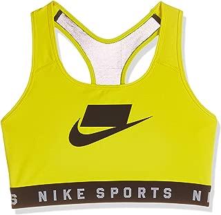 Nike Women's Mesh Back Swoosh Bra