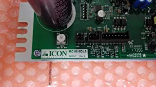 Icon Health & Fitness, Inc. Motor Controller Lower Board MC1618DLS 398063 Works with Proform Epic Reebok Gold's Gym Healthrider Image Treadmill