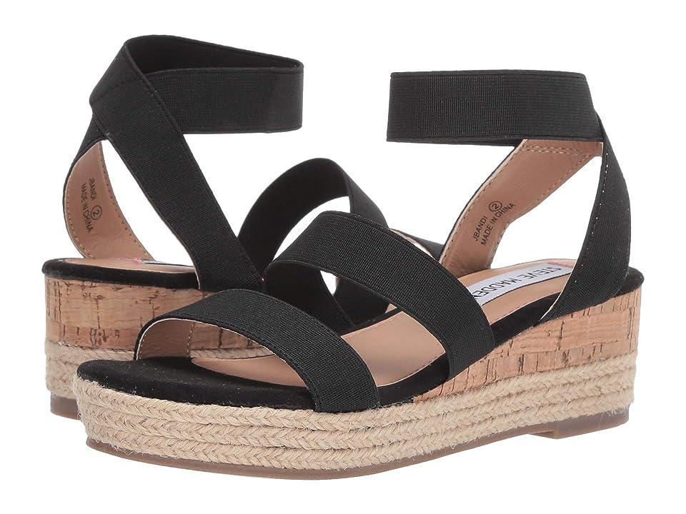 Steve Madden Kids Jbandi (Little Kid/Big Kid) (Black) Girls Shoes