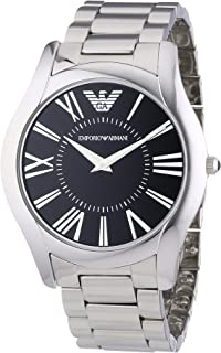 Men's AR2022 Dress Silver Watch