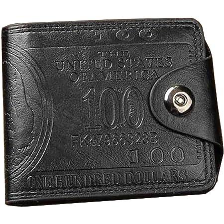 Cartera para hombre Dollano USD tarjetas de crédito piel PU bloqueo RFID NFC W174