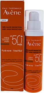 Avene Very High Protection Unifying Tinted Fluid SPF 50+ - For Normal to Combination Sensitive Skin 50ml/1.7oz