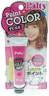 パルティ ポイントカラーチューブ ピンク 15g