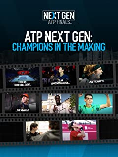 ATP Next Gen: Champions In The Making