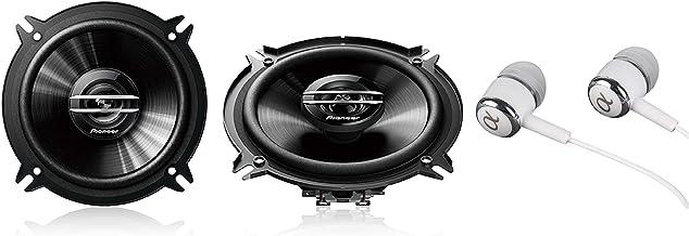 "Pioneer TS-G1320S 500 Watts Max Power 5-1/4"" 3-Way G-Series Coaxial Full Range Car.."