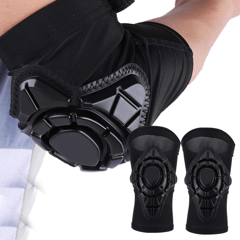 /Équipement de DAUERHAFT /Équipement de Protection pour Trottinette d/équilibrage pour Enfants Durable Coupe /élastique /à 360 degr/és Confortable pour la Planche /à roulettes