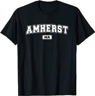 Best amherst college shirt Reviews