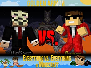 Clip: Golden Armor - Everything vs. Everything in Minecraft