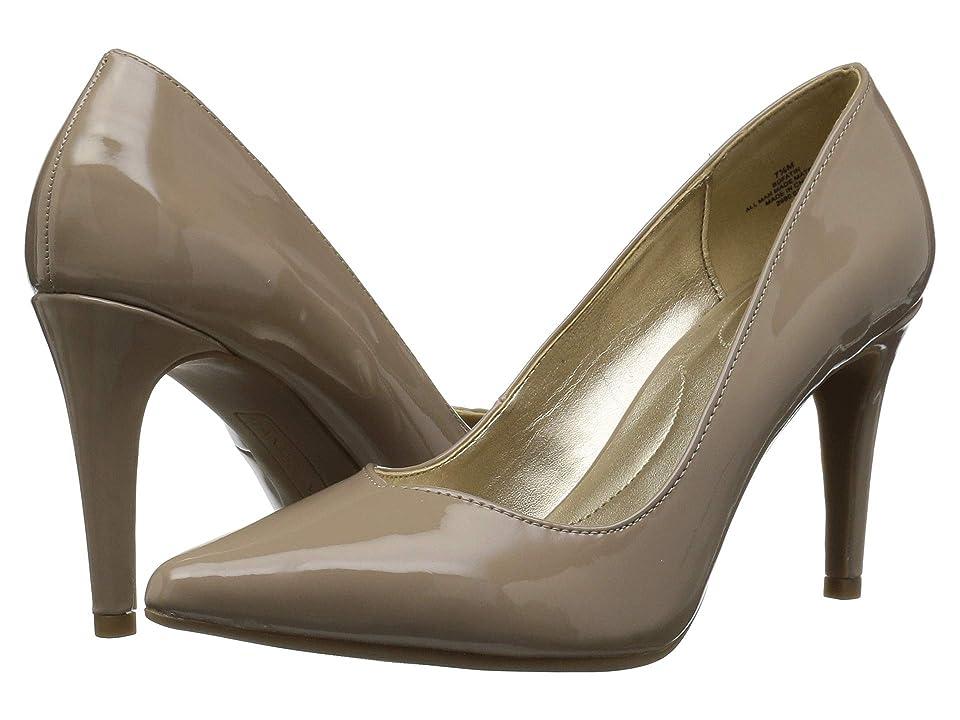 Bandolino Fatin Heel (Light Natural Synthetic) High Heels
