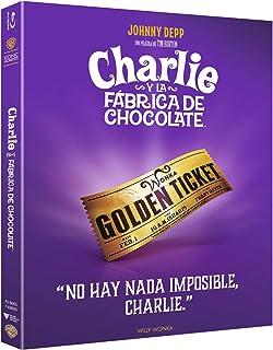 Charlie Y La Fábrica De Chocolate  Bluray Iconic [Blu-ray]