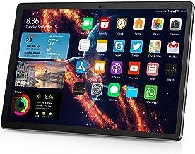 Tablet 10 Inch, Dual SIM Android 9.0 Quad Core Processor...