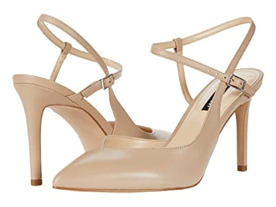 Nine West Elisa (Light Natural Leather) Women
