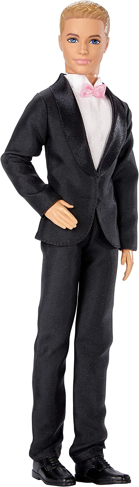 Barbie,ken sposo,statuetta DVP39