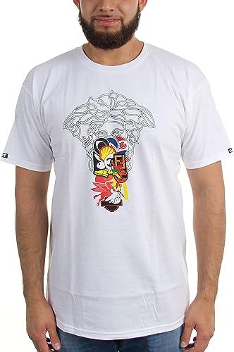 Crooks & Castles - T-Shirt Icon Collage pour Homme